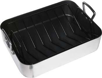 7. RSVP International Hercules Turkey Roasting & Lasagna Pan