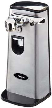 5. Oster FPSTCN1300 Electric Can Opener, Stainless Steel