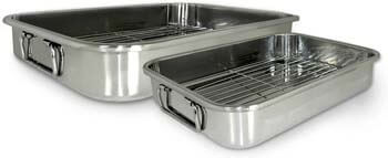 9. Cook Pro 4-Piece All-in-1 Lasagna and Roasting Pan