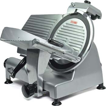 6. KWS MS-12NT Premium Commercial 420w Electric Meat Slicer