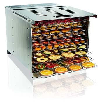 3. Proctor Silex Commercial 78450 Food Dehydrator
