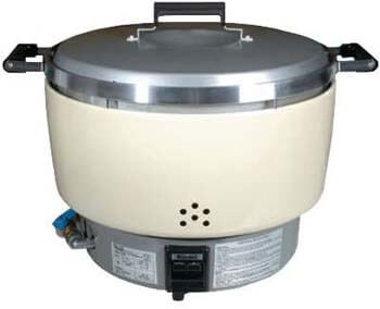7. Rinnai Natural Gas Commercial Rice Cooker 55 Cups NSF RER-55ASN