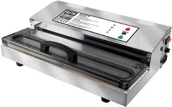 2. Weston Pro-2300 Commercial Grade Stainless Steel Vacuum Sealer (65-0201)