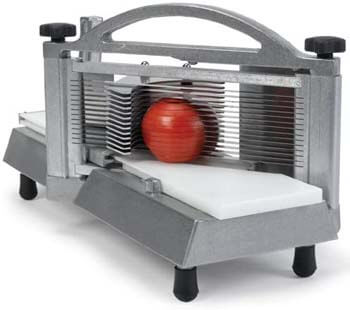 6. Nemco - - Easy Tomato Slicer II 3/8 in Slice Tomato Cutter