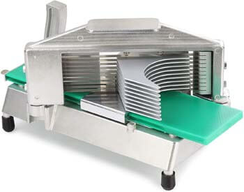 1. New Star Foodservice 39696 Commercial Tomato Slicer, 1/4-Inch