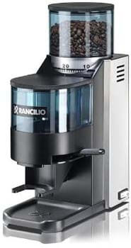5. Rancilio HSD-ROC-SS Rocky Espresso Coffee Grinder with Doser Chamber