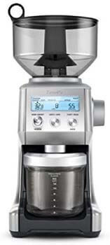 1. Breville BCG820BSS Smart Grinder Pro Coffee Bean Grinder, Brushed Stainless Steel