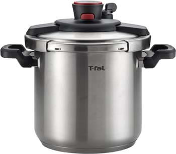 3. T-fal P45009 Clipso Stainless Steel Dishwasher Safe