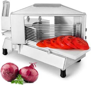 2. Happybuy Commercial Tomato Slicer 3/16