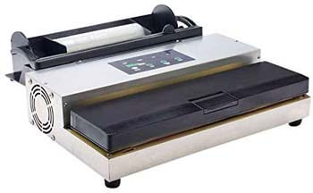 3. LEM Products 1253 MaxVac 500 Vacuum Sealer with Bag Holder & Cutter