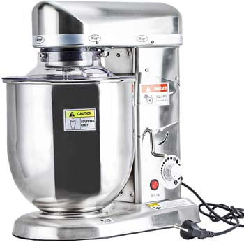 8. Professional 10 Liters Electric Stand Food Mixer Blender Planetary Cooking Mixer