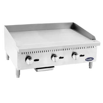 5. Cook Rite ATOSA US ATMG-36 Commercial Griddle
