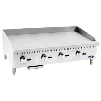 6. Cook Rite Commercial Natural Gas Griddle
