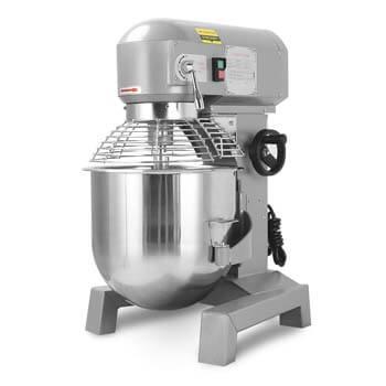 6. Taishi 110V 1800W 3 Speed 30Qt 2.4HP Commercial Dough Food Mixer Gear Driven Pizza Bakery