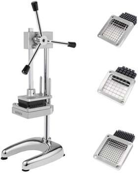 3. ROVSUN Upgraded Patented Commercial French Fry Cutter