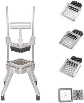 5. ROVSUN Commercial French Fry Cutter