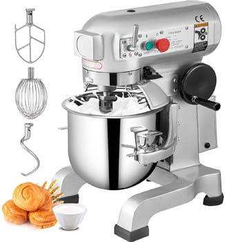 2. Happybuy Commercial Food Mixer