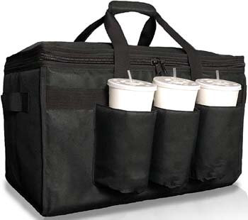 10. FRESHIE Insulated Food Delivery Bag