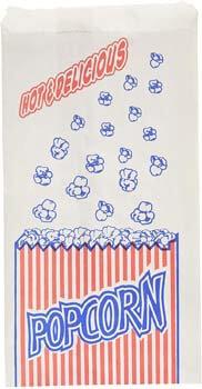 8. Duro Bag Mfg Co. Great Northern Popcorn Company Duro-500bag food, 500, White