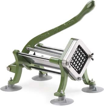 3. New Star Food Service 42313 Commercial Restaurant French Fry Cutter