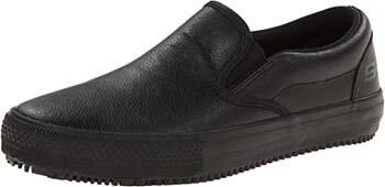 3. Skechers for Work Women's Gibson-Brogna SR Slip-On