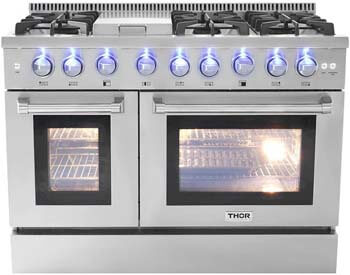 10. Thor Kitchen HRG4808U 48