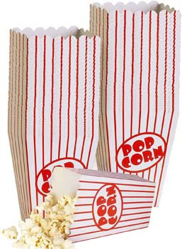 5. Small Movie Theater Small Popcorn Boxes