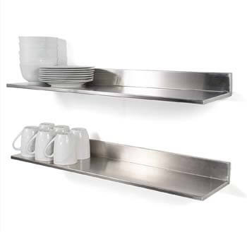 10. Stainless Steel Wall Mount