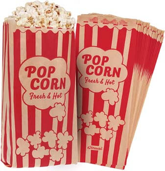 3. A2S Protection Popcorn Bags