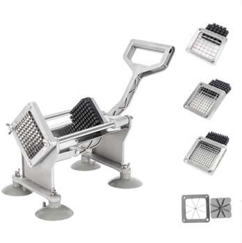 6. ROVSUN Commercial Grade French Fry Cutter
