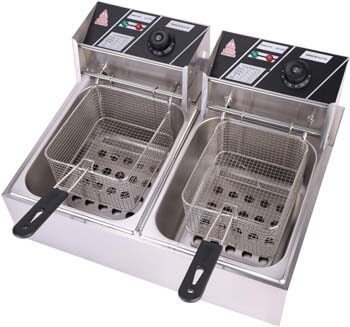 3. OLYM STORE Electric Deep Fryer