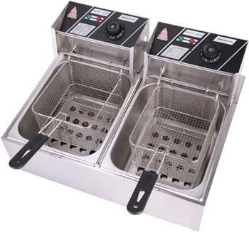 3. OLYM STORE Electric Deep Fryer