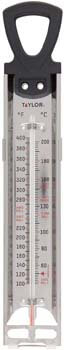 2. Taylor Precision Products RA17724 5983Candy & Deep Fry Stainless Steel Paddle Thermometer