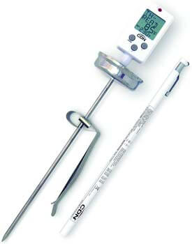 3. CDN DTC450 Digital Candy/Deep Fry/Pre-Programmed & Programmable Thermometer