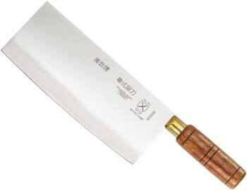 5. Mercer Cutlery Chinese Chef's Knife, 8