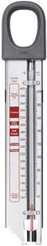 4. OXO Good Grips Glass Candy and Deep Fry Thermometer