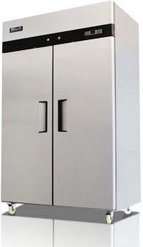 8. NEW-Migali-C2-F- 2 Door Reach-in Freezer