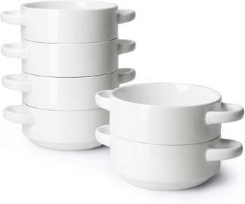 8. Sweese 108.001 Porcelain Bowls
