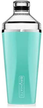 8. BrüMate Shaker, 20oz Triple-Insulated Stainless Steel Cocktail Shaker and Tumbler