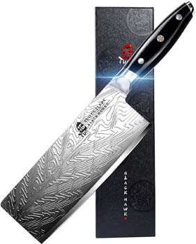 4. TUO Vegetable Meat Cleaver Knife