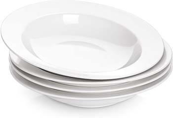 2. DOWAN Soup Bowls, Pasta Bowls Plates
